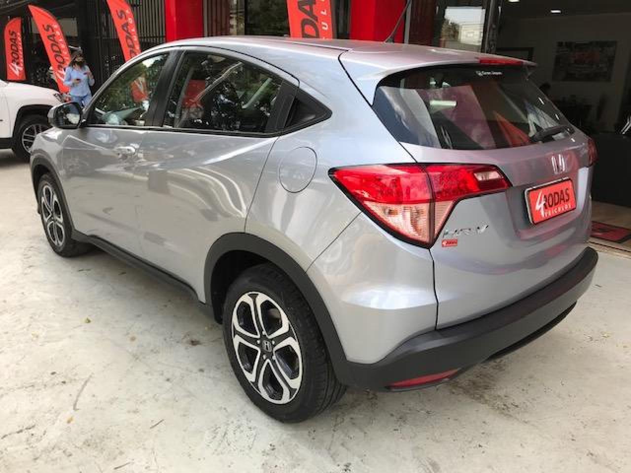 HR-V 1.8 16V 4P LX FLEX AUTOMÁTICO CVT