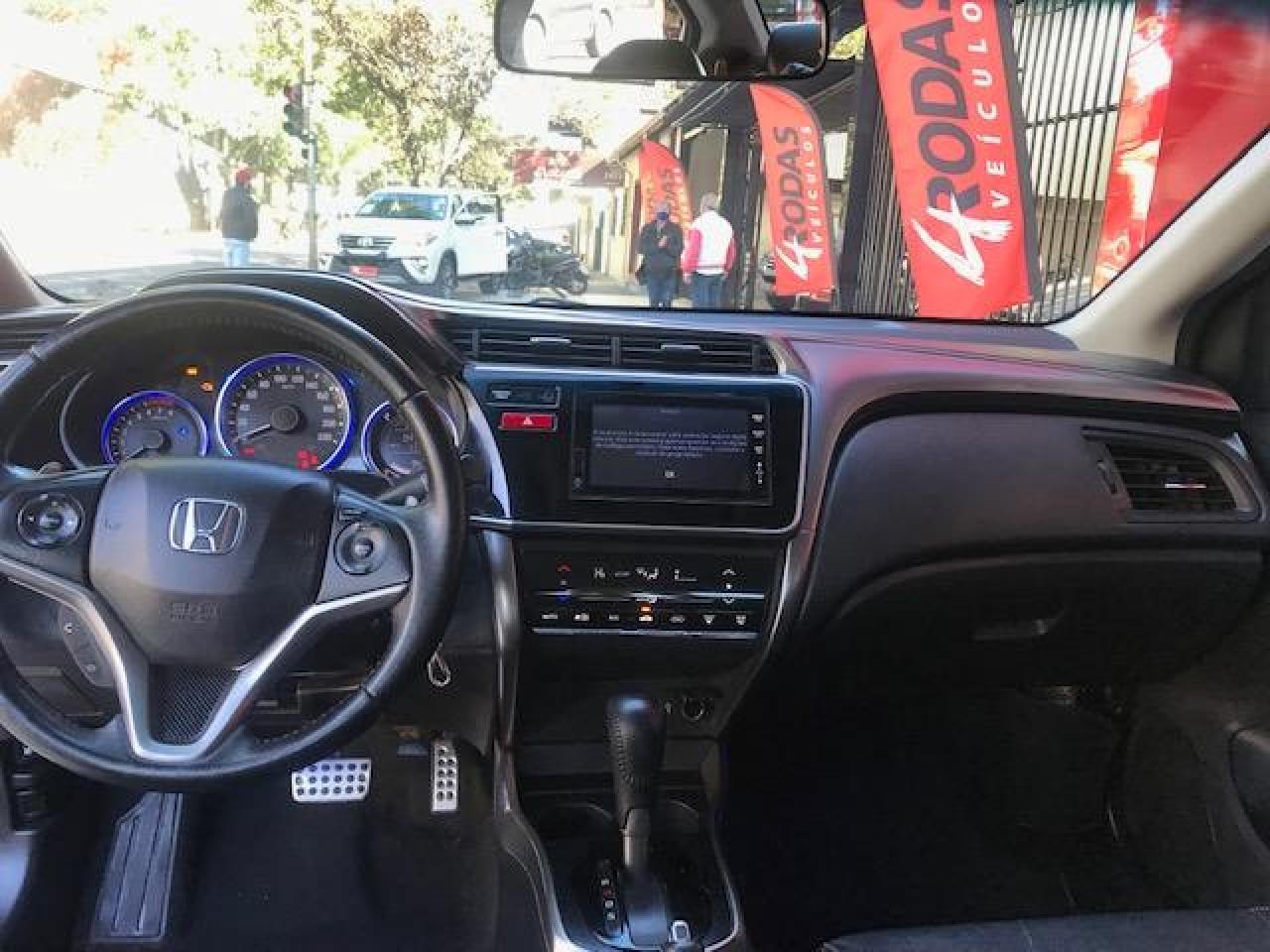 City 1.5 16V 4P EXL FLEX AUTOMÁTICO