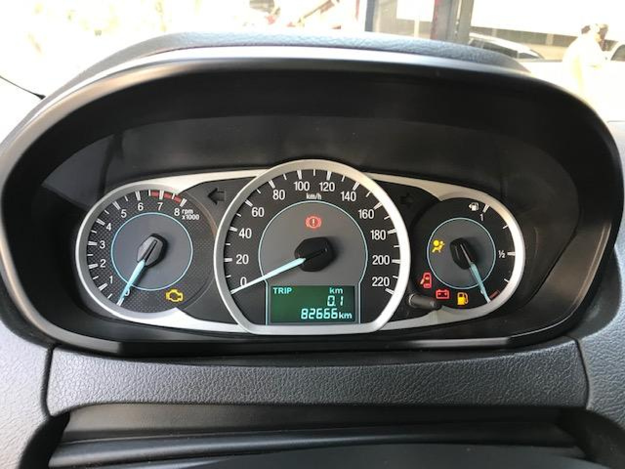 Ka Hatch 1.5 12V 4P TI-VCT SEL FLEX