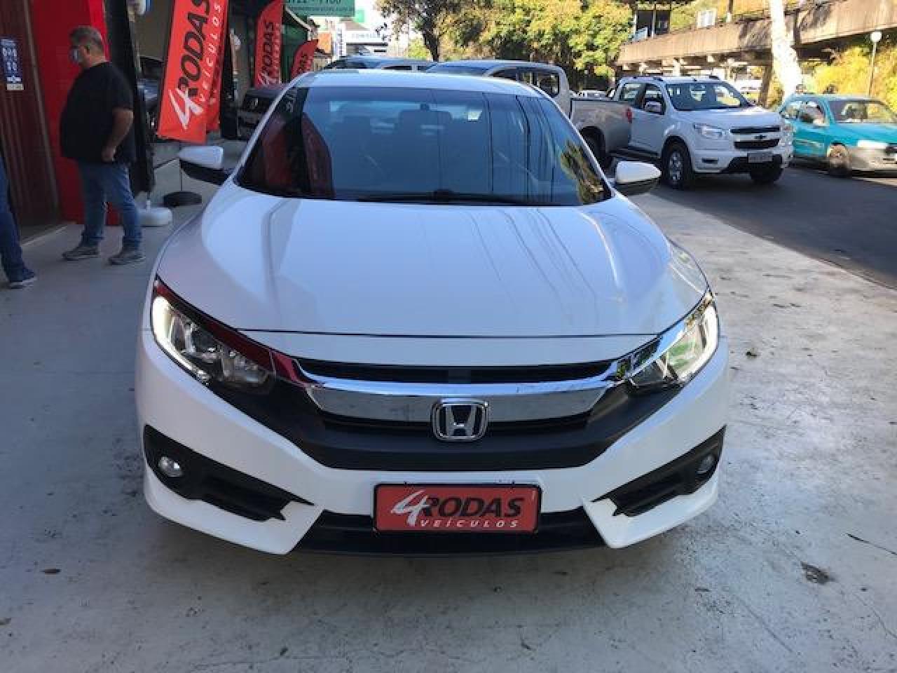 Civic 2.0 16V 4P EXL FLEX  AUTOMÁTICO CVT