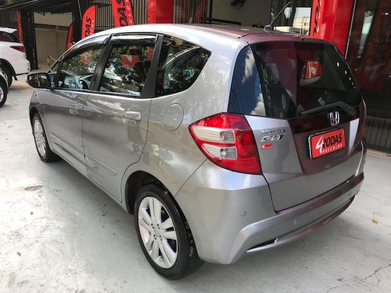 Fit 1.5 16V 4P EX FLEX AUTOMÁTICO