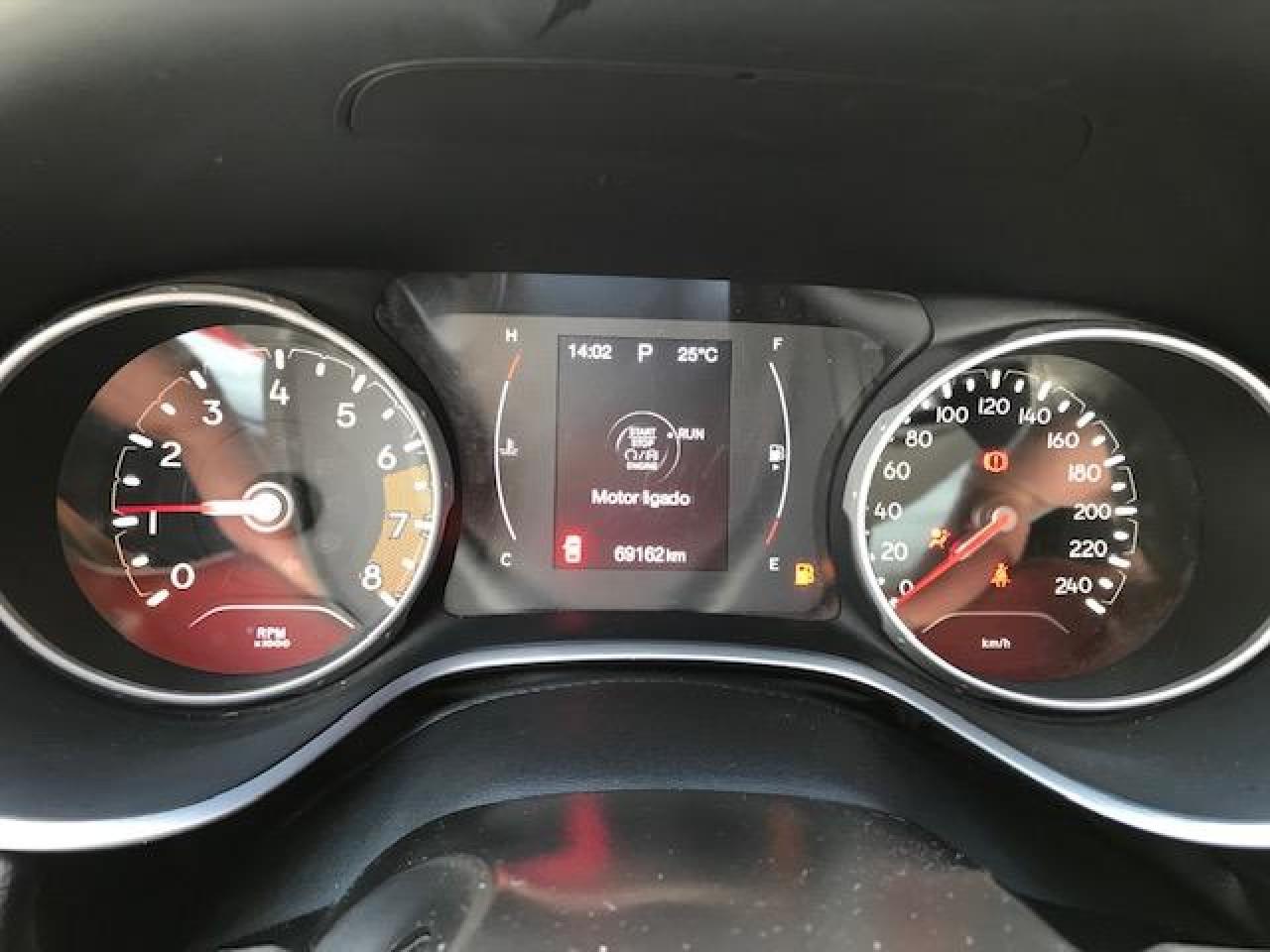 Compass 2.0 16V 4P LONGITUDE FLEX AUTOMÁTICO