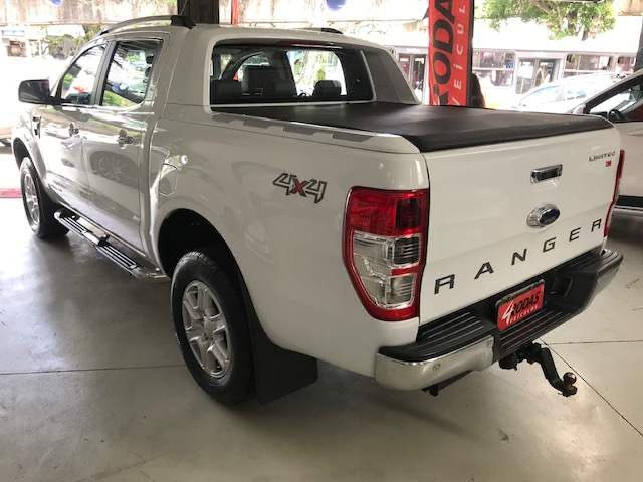 Ranger 3.2 L CABINE DUPLA 4X4 LIMITED PLUS AUTOMÁTICO