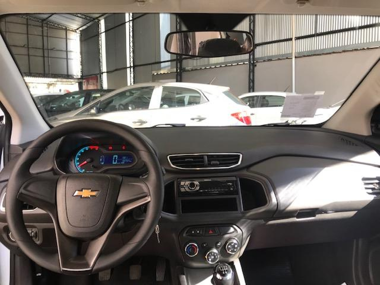 Onix Hatch 1.0 4P FLEX LT
