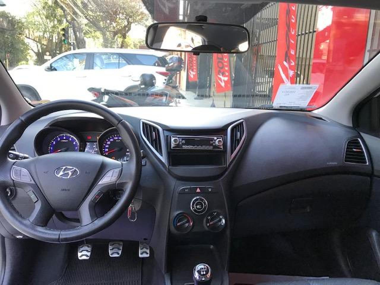 HB 20 Hatch X 1.6 16V 4P STYLE FLEX
