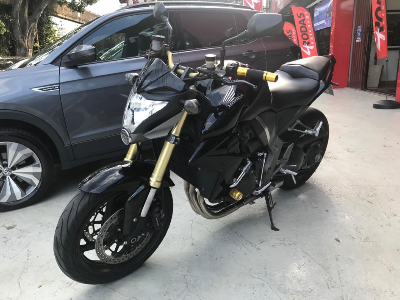 CB 1000 R ABS