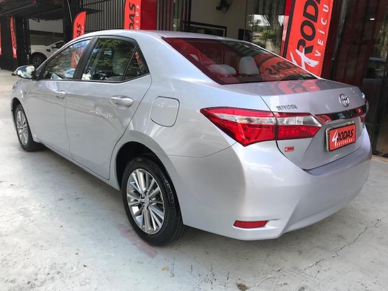 Corolla 2.0 16V 4P XEI FLEX AUTOMÁTICO