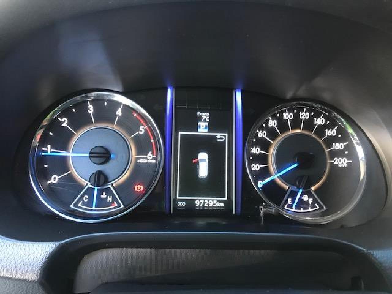 Hilux SW4 2.8 4P SRX 4X4 7 LUGARES TURBO DIESEL AUTOMÁTICO