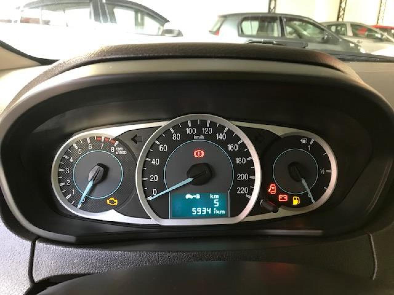 Ka Hatch 1.0 12V 4P TI-VCT SE FLEX