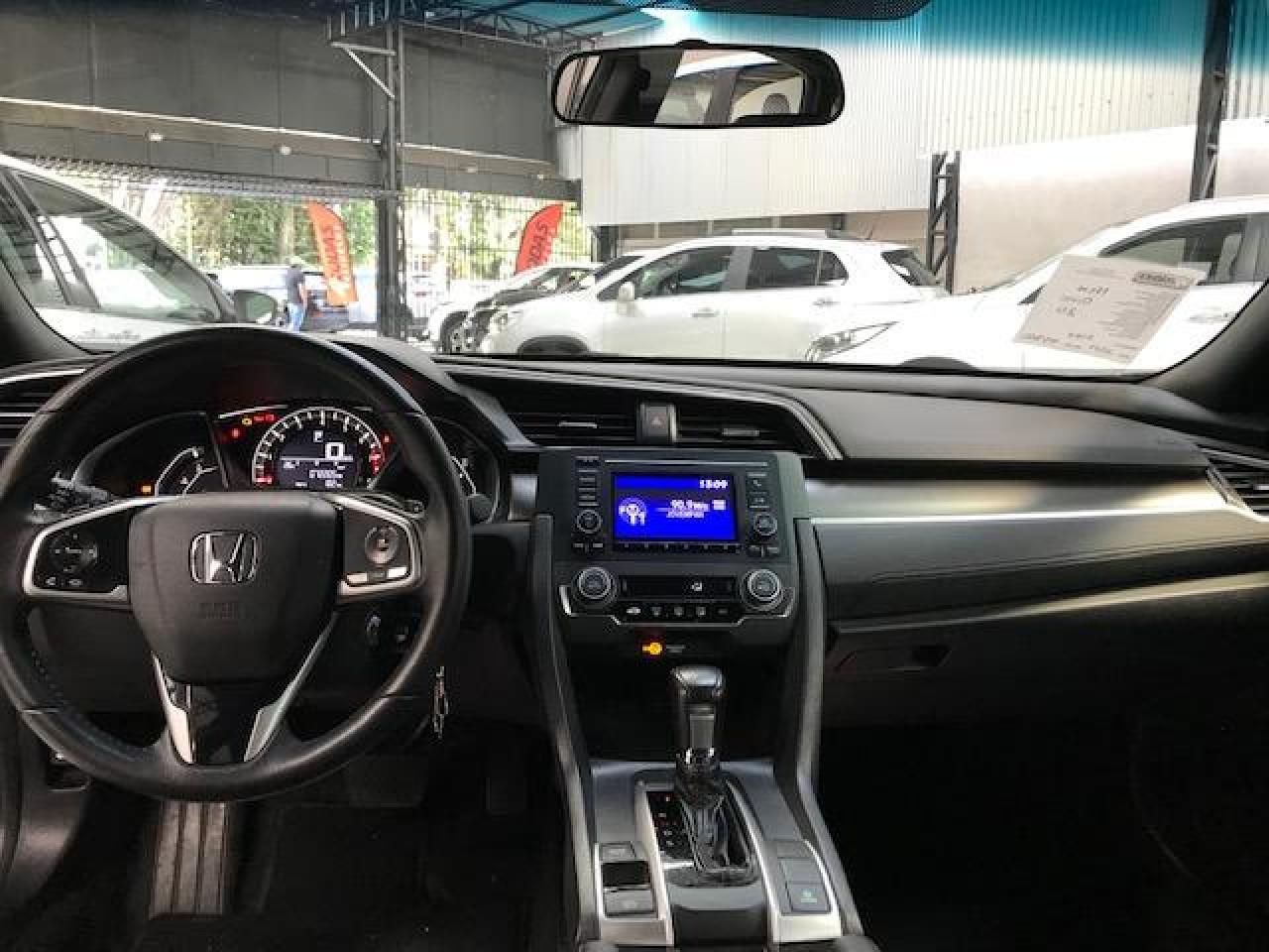 Civic 2.0 16V 4P EX FLEX  AUTOMÁTICO CVT