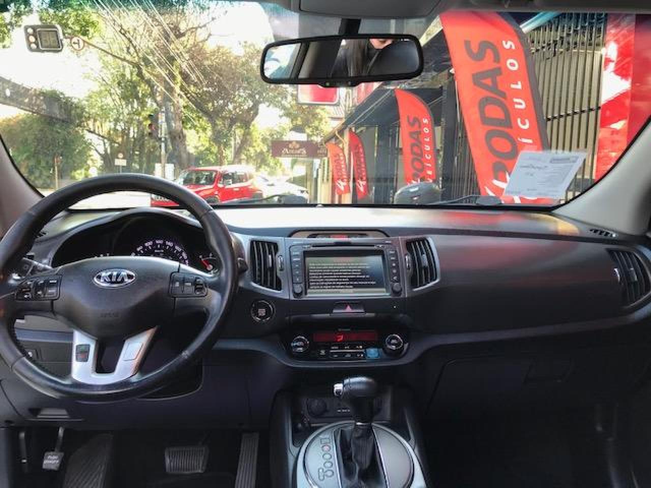 Sportage 2.0 16V 4P EX FLEX AUTOMÁTICO