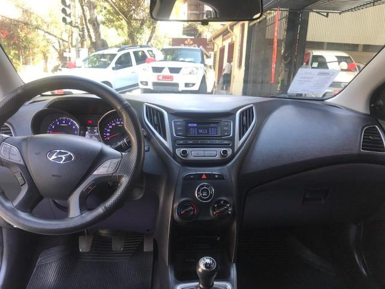 HB 20 Hatch 1.0 12V 4P COMFORT FLEX