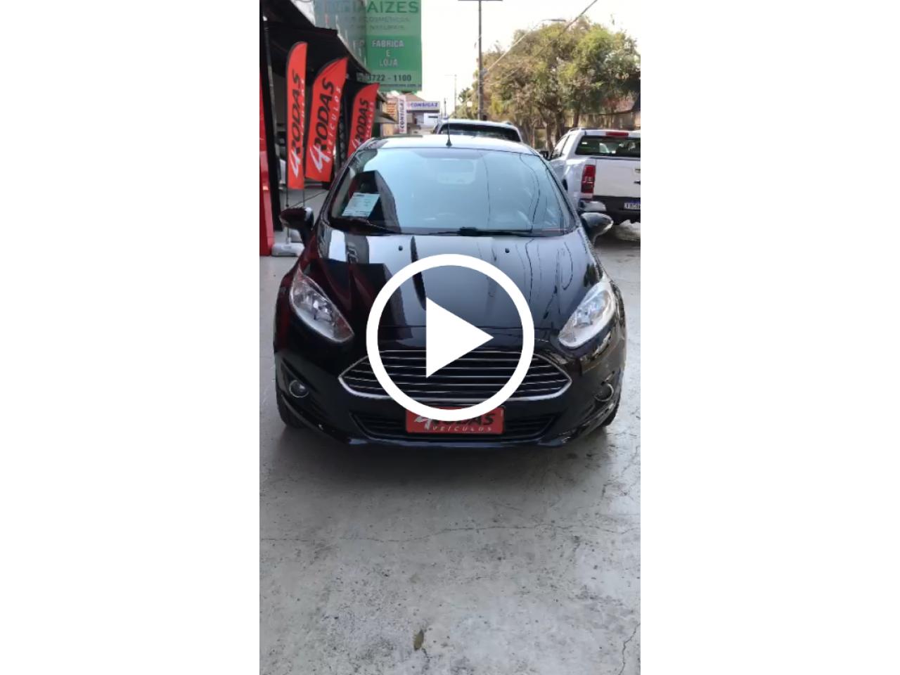 Fiesta Hatch 1.6 4P SE PLUS FLEX AUTOMÁTICO