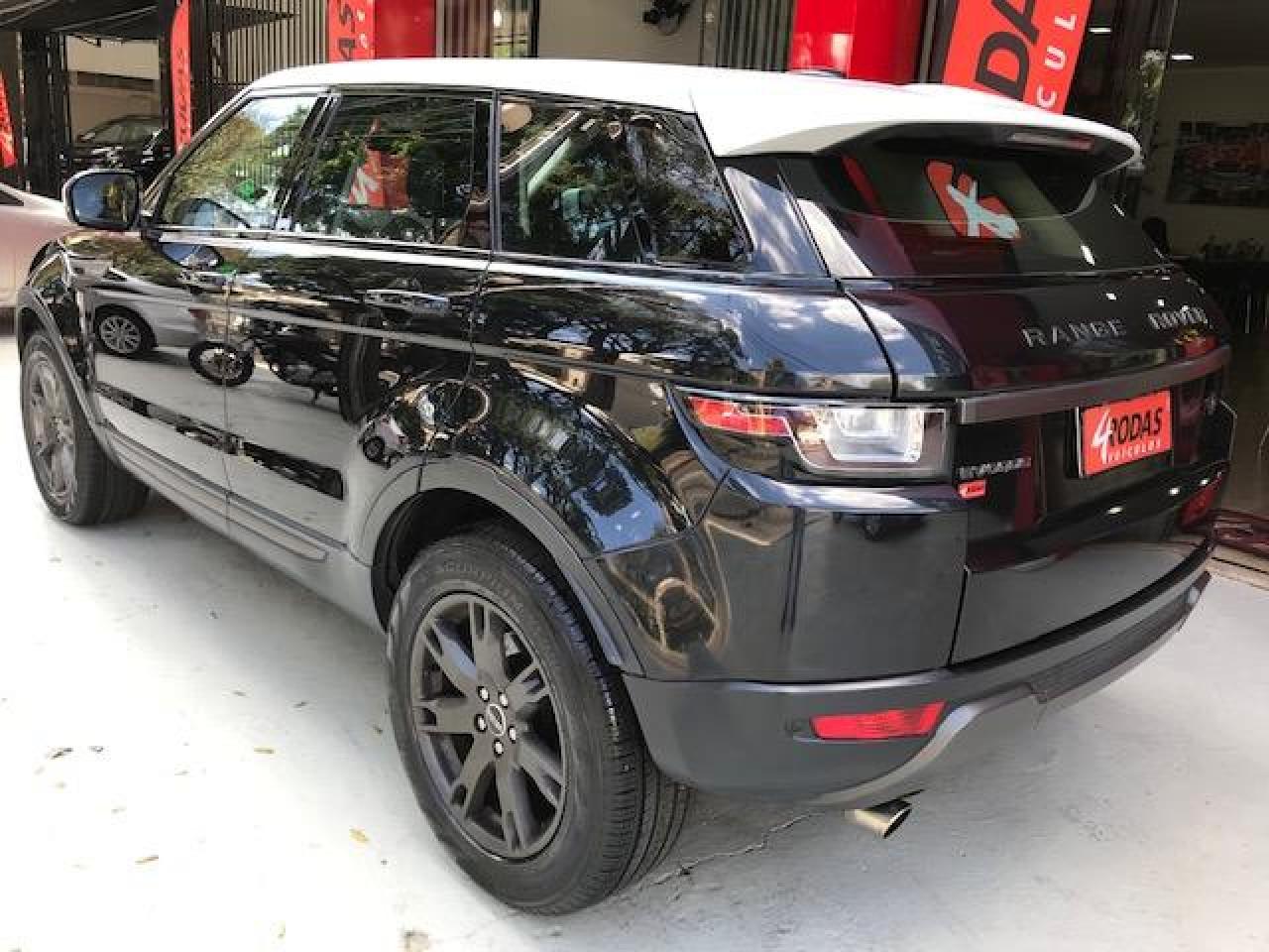 Range Rover Evoque 2.0 16V 4WD PRESTIGE AUTOMÁTICO