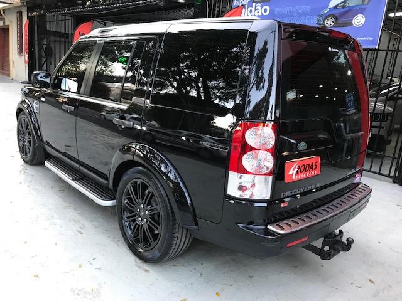 Discovery 4 3.0 V6 36V 4P 4X4 SE TURBO DIESEL AUTOMÁTICO